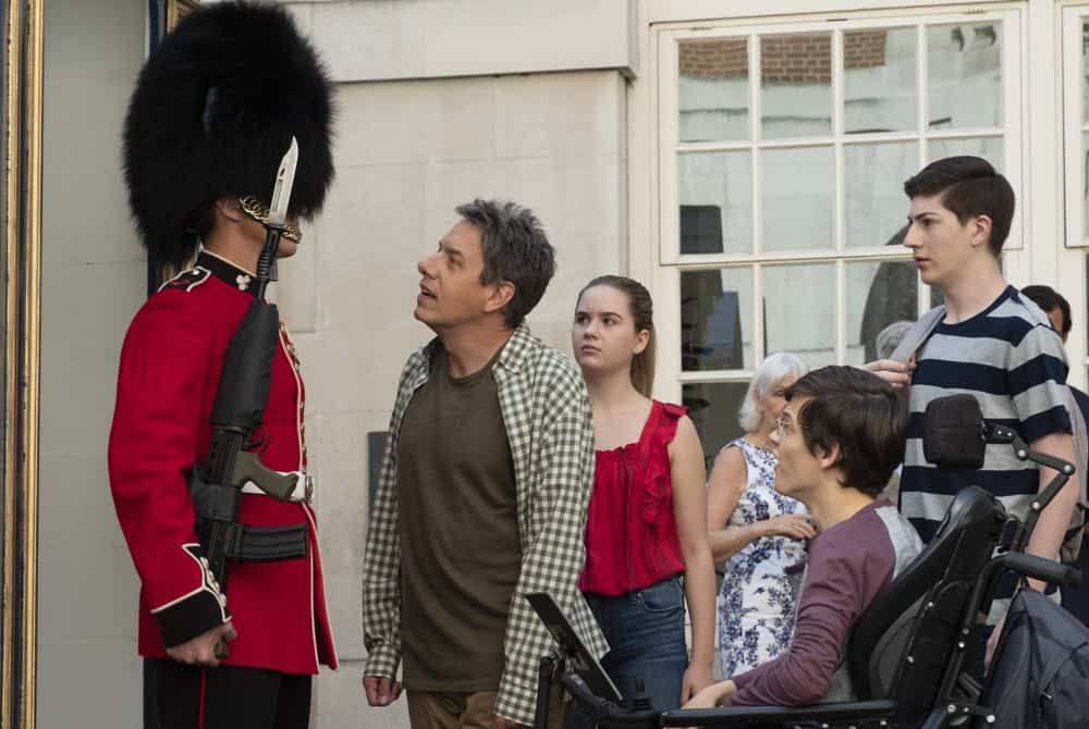 Speechless Season 3 Episode 1 London Part 1 23