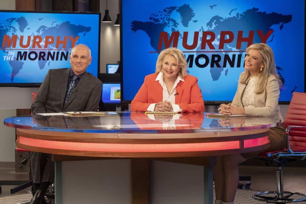 MURPHY BROWN Season 11 Episode 2 I Dont Heart Huckabee 1