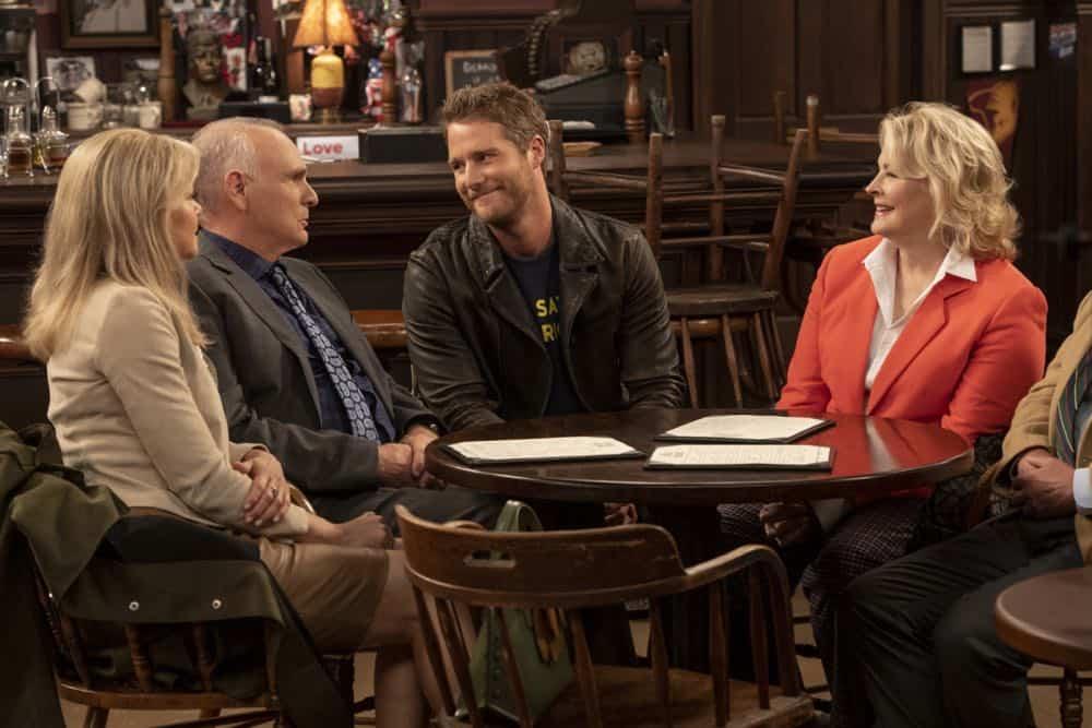 MURPHY BROWN Season 11 Episode 2 I Dont Heart Huckabee 5