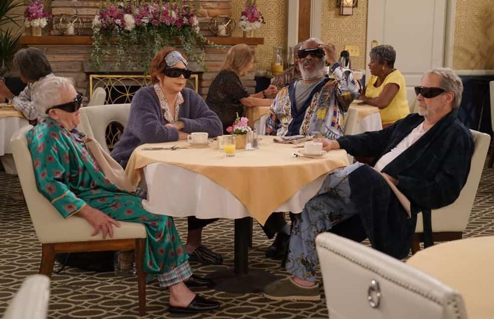THE COOL KIDS Season 1 Episode 2 Margaret Turns 65 18
