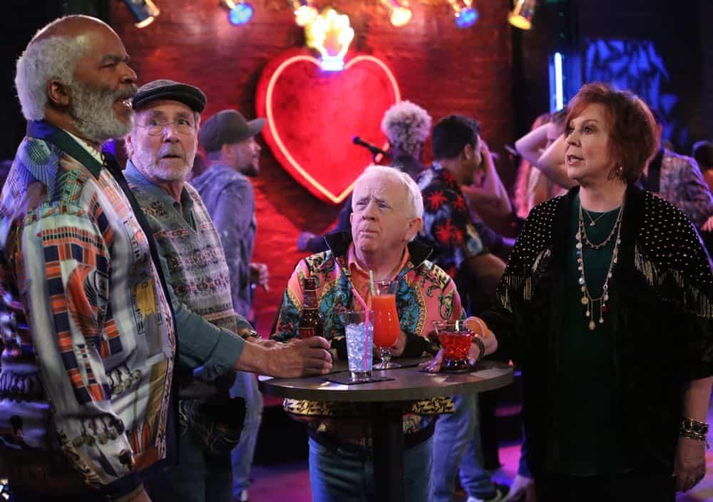 THE COOL KIDS Season 1 Episode 2 Margaret Turns 65 04