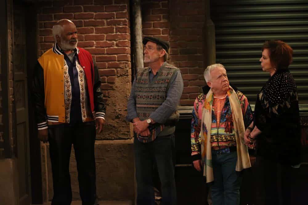 THE COOL KIDS Season 1 Episode 2 Margaret Turns 65 11