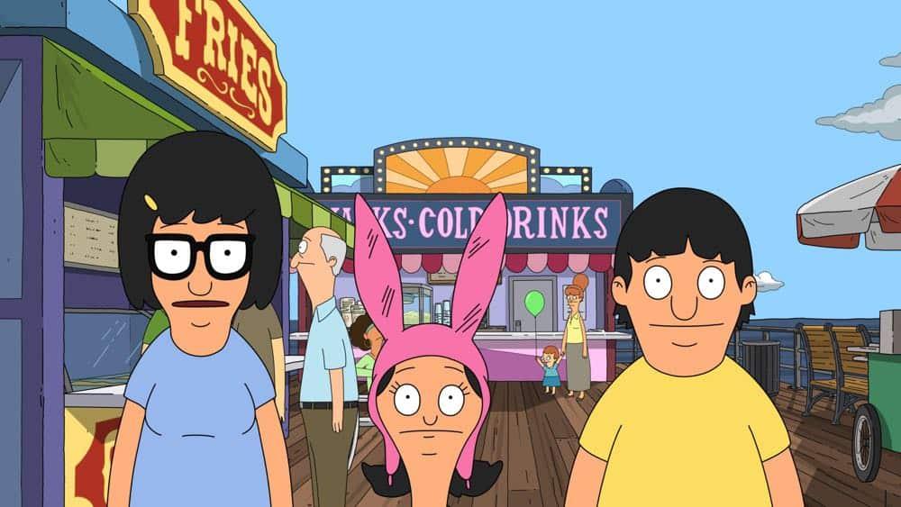 BOB%E2%80%99S BURGERS Season 9 Episode 2 The Taking of Funtime One Two Three 2