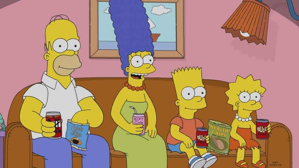 THE SIMPSONS Season 30 Episode 2 Heartbreak Hotel 1