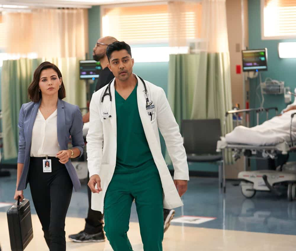 THE RESIDENT Season 2 Episode 3 Three Words 02