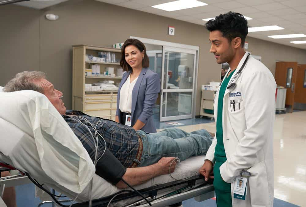 THE RESIDENT Season 2 Episode 3 Three Words 03