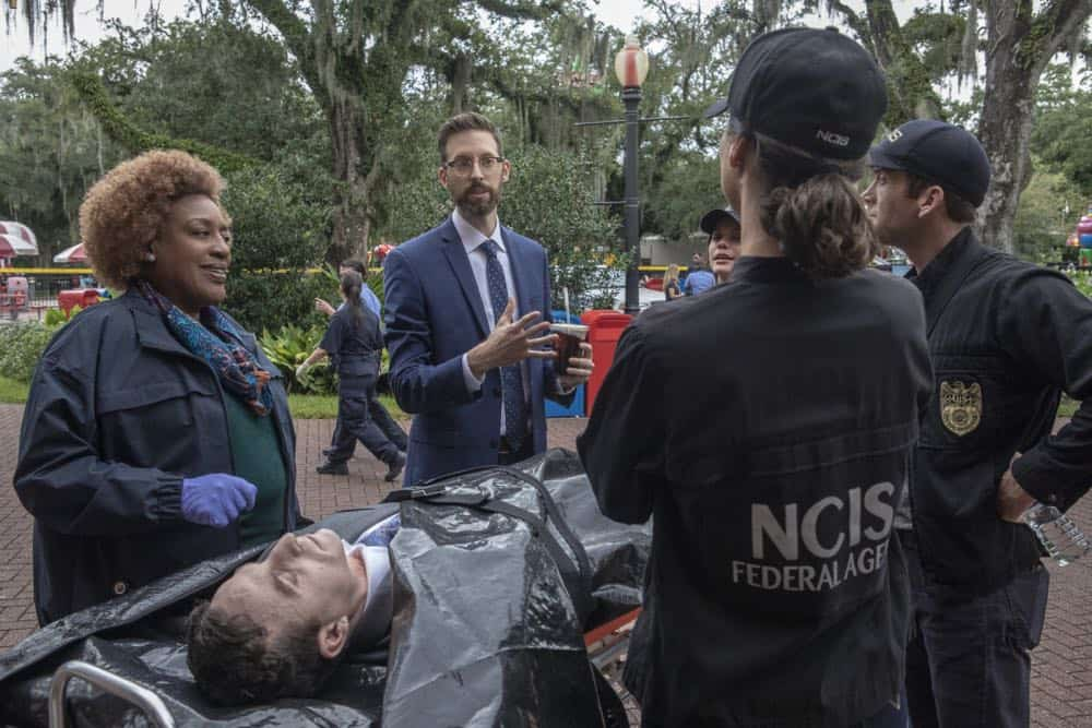 NCIS NEW ORLEANS Season 5 Episode 3 Diplomatic Immunity 7