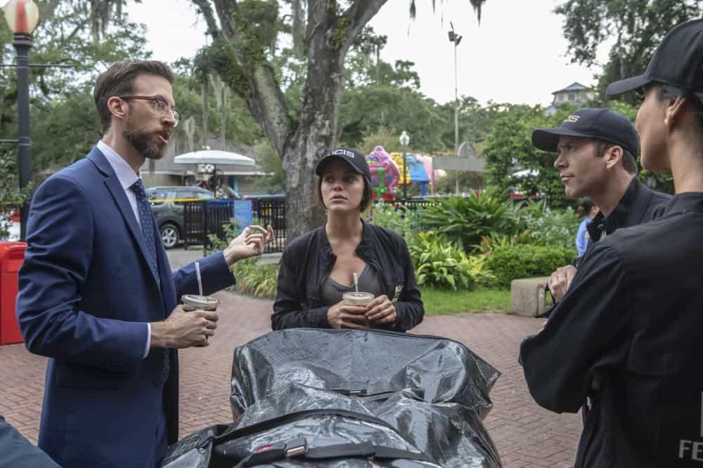 NCIS NEW ORLEANS Season 5 Episode 3 Diplomatic Immunity 8