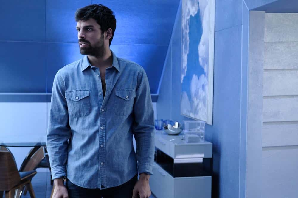"""THE GIFTED:  Sean Teale in the """"coMplications"""" episode of THE GIFTED airing Tuesday, Oct. 9 (8:00-9:00 PM ET/PT) on FOX. ©2018 Fox Broadcasting Co. Cr: Guy D'Alema/FOX."""