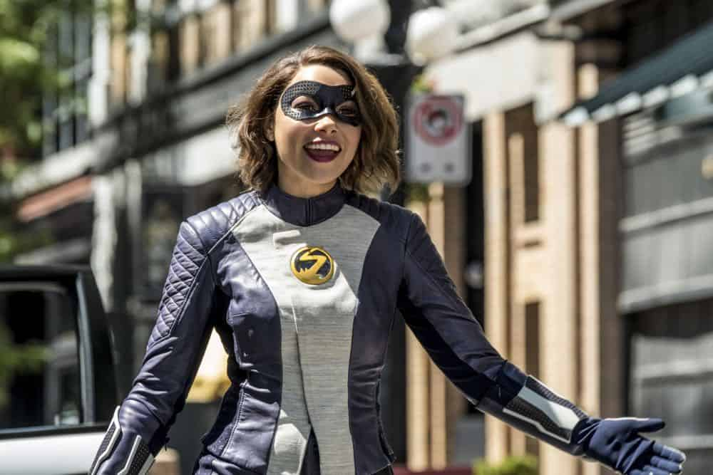 "The Flash -- ""Nora"" -- Image Number: FLA501b_0054b.jpg -- Pictured: Jessica Parker Kennedy as XS -- Photo: Katie Yu/The CW -- © 2018 The CW Network, LLC. All rights reserved"