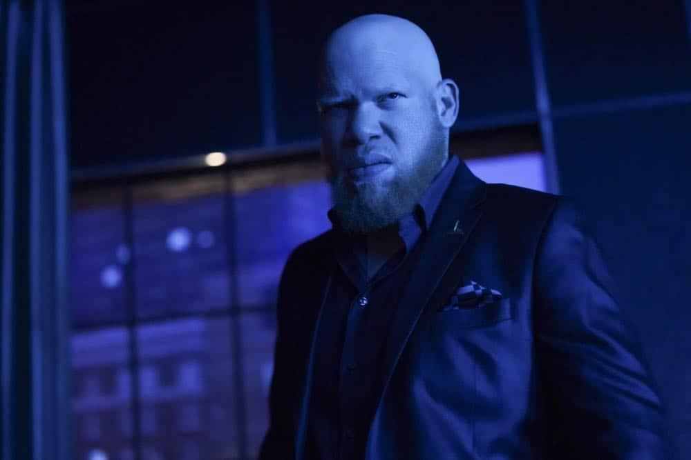 Black Lightning Season 2 Episode 1 The Book of Consequences Chapter One Rise of the Green Light Babies 14