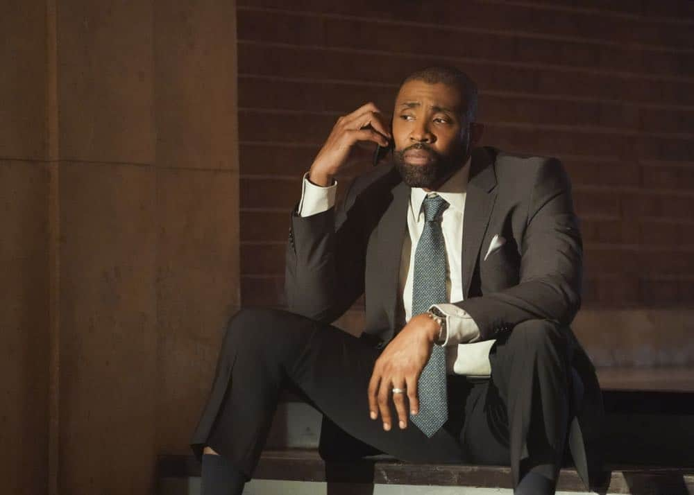 Black Lightning Season 2 Episode 1 The Book of Consequences Chapter One Rise of the Green Light Babies 10