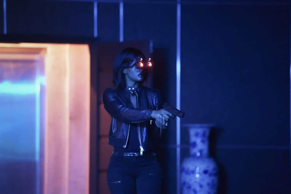 Black Lightning Season 2 Episode 1 The Book of Consequences Chapter One Rise of the Green Light Babies 12