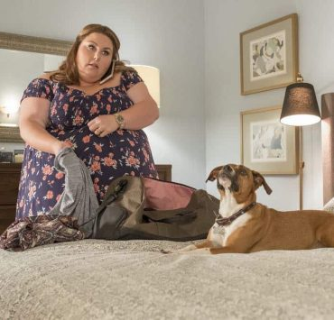 "THIS IS US -- ""Katie Girls"" Episode 303 -- Pictured: Chrissy Metz as Kate Pearson -- (Photo by: Ron Batzdorff/NBC)"