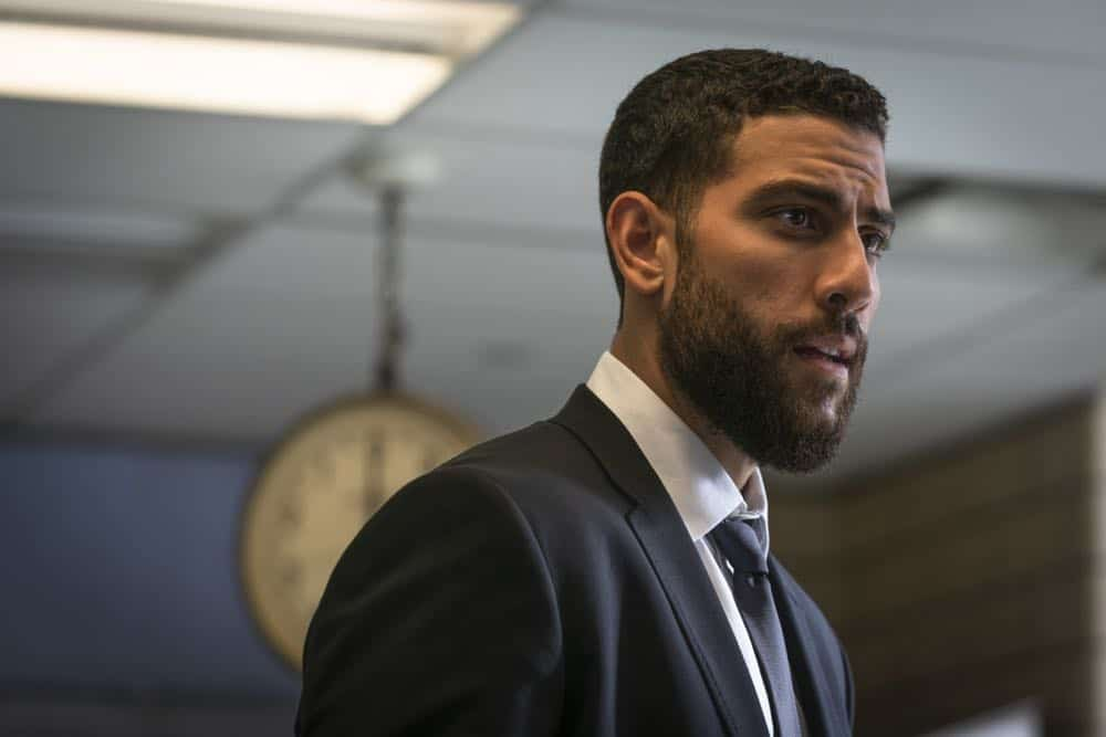 ÒPreyÓ Ð Special Agent Maggie Bell, Special Agent OA Zidan and the team investigate the murders of 18 young women with help from a survivor associated with the deceased, on FBI, Tuesday, Oct. 9 (9:00-10:00 PM, ET/PT) on the CBS Television Network. Pictured: Zeeko Zaki Photo: Michael Parmelee/CBS ©2018 CBS Broadcasting, Inc. All Rights Reserved