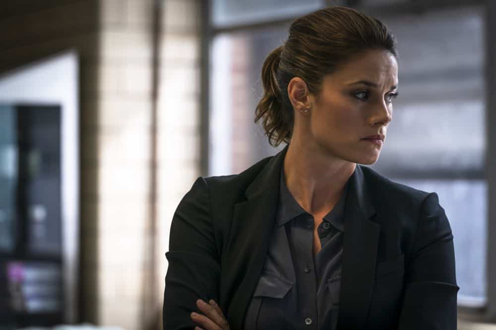 ÒPreyÓ Ð Special Agent Maggie Bell, Special Agent OA Zidan and the team investigate the murders of 18 young women with help from a survivor associated with the deceased, on FBI, Tuesday, Oct. 9 (9:00-10:00 PM, ET/PT) on the CBS Television Network. Pictured: Missy Peregrym, Photo: Michael Parmelee/CBS ©2018 CBS Broadcasting, Inc. All Rights Reserved