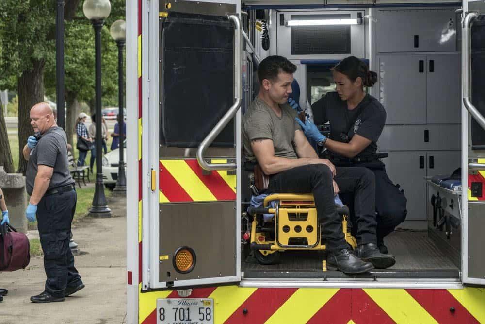 """CHICAGO P.D. -- """"Bad Boys"""" Episode 603 -- Pictured: Jon Seda as Antonio Dawson -- (Photo by: Matt Dinerstein/NBC)"""