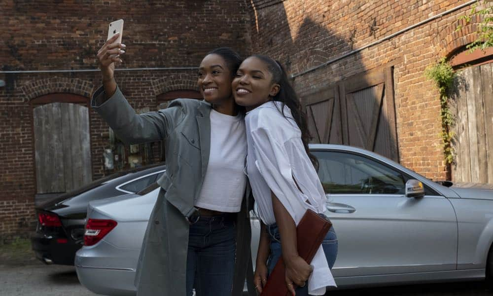 "STAR: Ryan Destiny in the ""A Family Affair"" episode of STAR airing Wednesday, Oct. 10 (9:00-10:00 PM ET/PT) on FOX. ©2018 Fox Broadcasting Co. CR: Wilford Harewood/FOX"