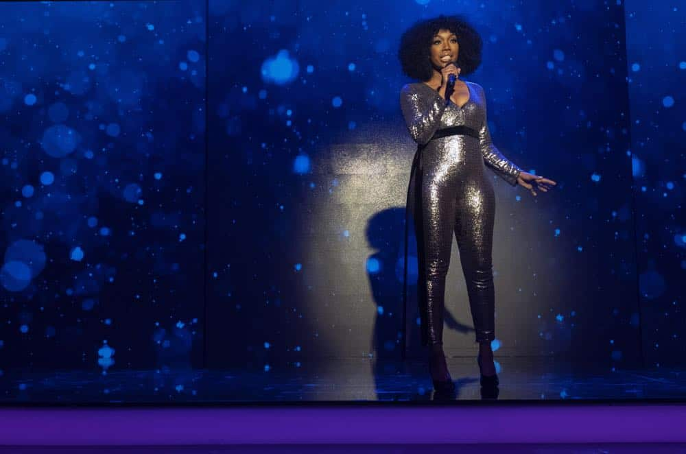 "STAR: Brandy Norwood in the ""A Family Affair"" episode of STAR airing Wednesday, Oct. 10 (9:00-10:00 PM ET/PT) on FOX. ©2018 Fox Broadcasting Co. CR: Wilford Harewood/FOX"