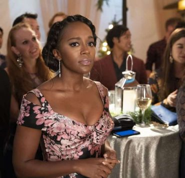 """HOW TO GET AWAY WITH MURDER - """"The Baby Was Never Dead"""" - Annalise and Emmett defend a wealthy CEO accused of killing his business partner, while the governor goes after Annalise and puts her new caseload and legal clinic in jeopardy. Bonnie struggles to accept her budding romance, and Asher tries to outmaneuver his old mentor, on """"How to Get Away with Murder,"""" THURSDAY, OCT. 11 (10:00-11:00 p.m. EDT), on The ABC Television Network. (ABC/Mitch Haaseth)"""