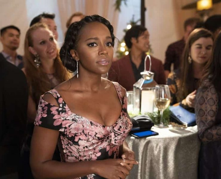 "HOW TO GET AWAY WITH MURDER - ""The Baby Was Never Dead"" - Annalise and Emmett defend a wealthy CEO accused of killing his business partner, while the governor goes after Annalise and puts her new caseload and legal clinic in jeopardy. Bonnie struggles to accept her budding romance, and Asher tries to outmaneuver his old mentor, on ""How to Get Away with Murder,"" THURSDAY, OCT. 11 (10:00-11:00 p.m. EDT), on The ABC Television Network. (ABC/Mitch Haaseth)"