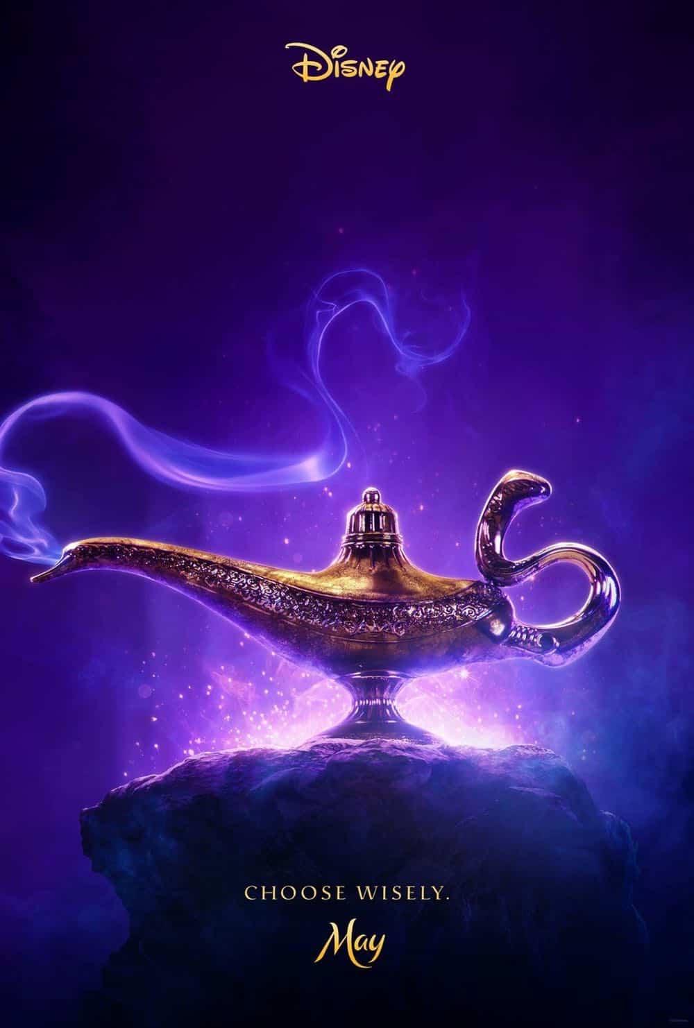 Aladdin Movie Poster 2019
