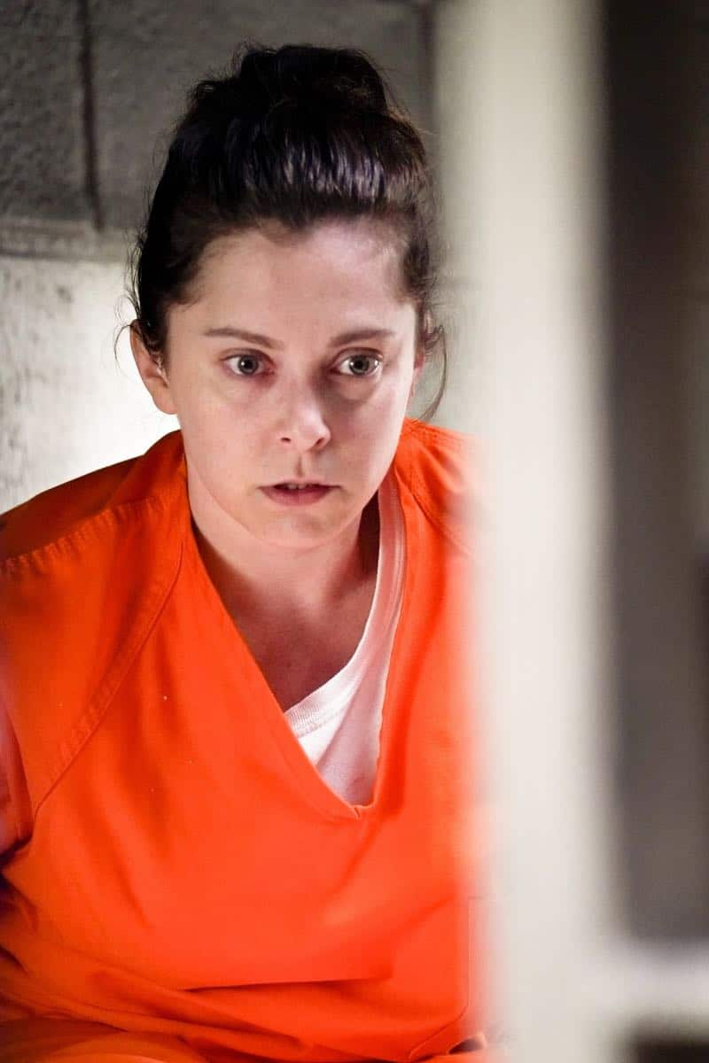 "Crazy Ex Girlfriend -- ""I Want To Be Here"" -- Image Number: CEG401b_0003.jpg -- Pictured: Rachel Bloom as Rebecca -- Photo: Robert Voets/The CW -- © 2018 The CW Network, LLC All Rights Reserved."