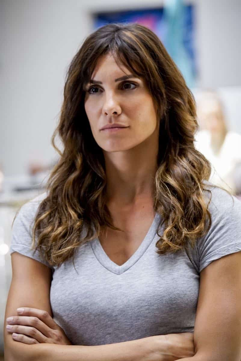 """The Prince"" -- Pictured: Daniela Ruah (Special Agent Kensi Blye). Callen and Sam are assigned protection duty for Deputy Crown Prince Kamal (Ritesh Rajan) after an unknown assassin targets his decoy upon his arrival in Los Angeles, on NCIS: LOS ANGELES, Sunday, Oct. 14 (9:30-10:30 PM, ET/9:00-10:00 PM, PT) on the CBS Television Network. Photo: Monty Brinton/CBS ©2018 CBS Broadcasting, Inc. All Rights Reserved."