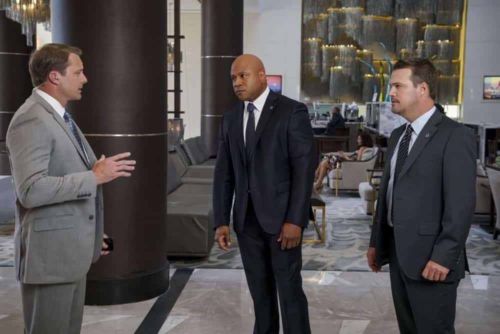 NCIS LOS ANGELES Season 10 Episode 3 The Prince 06