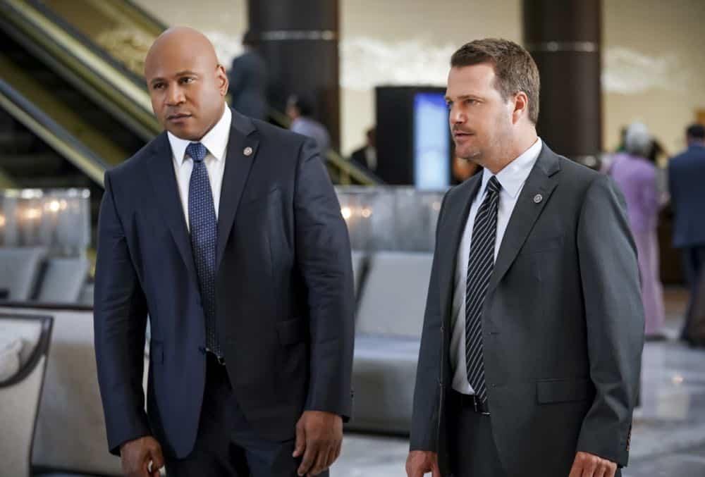 NCIS LOS ANGELES Season 10 Episode 3 The Prince 07