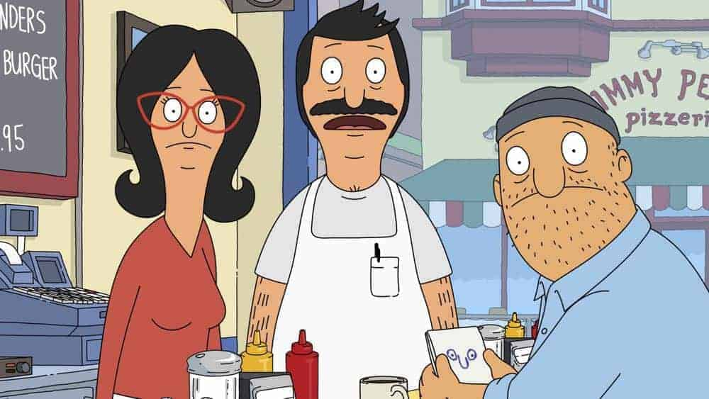"BOB'S BURGERS: Bob and Linda find themselves outsmarted by a dine-and-dasher in the ""Tweentrepreneurs"" episode of BOB'S BURGERS airing Sunday, Oct. 14 (8:30-9:00 PM ET/PT) on FOX. BOB'S BURGERS™ and © 2018 TCFFC ALL RIGHTS RESERVED. CR: FOX"