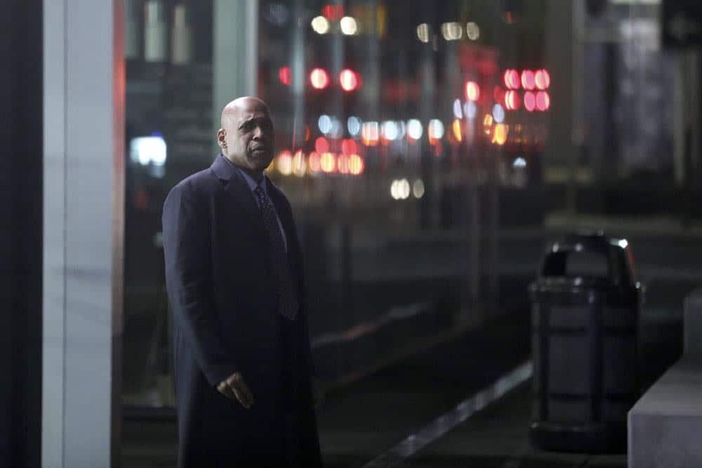"MANIFEST -- ""Unclaimed Baggage"" Episode 104 -- Pictured: Daryl Edwards as NSA Dir. Vance -- (Photo by: Craig Blankenhorn/NBC/Warner Brothers)"