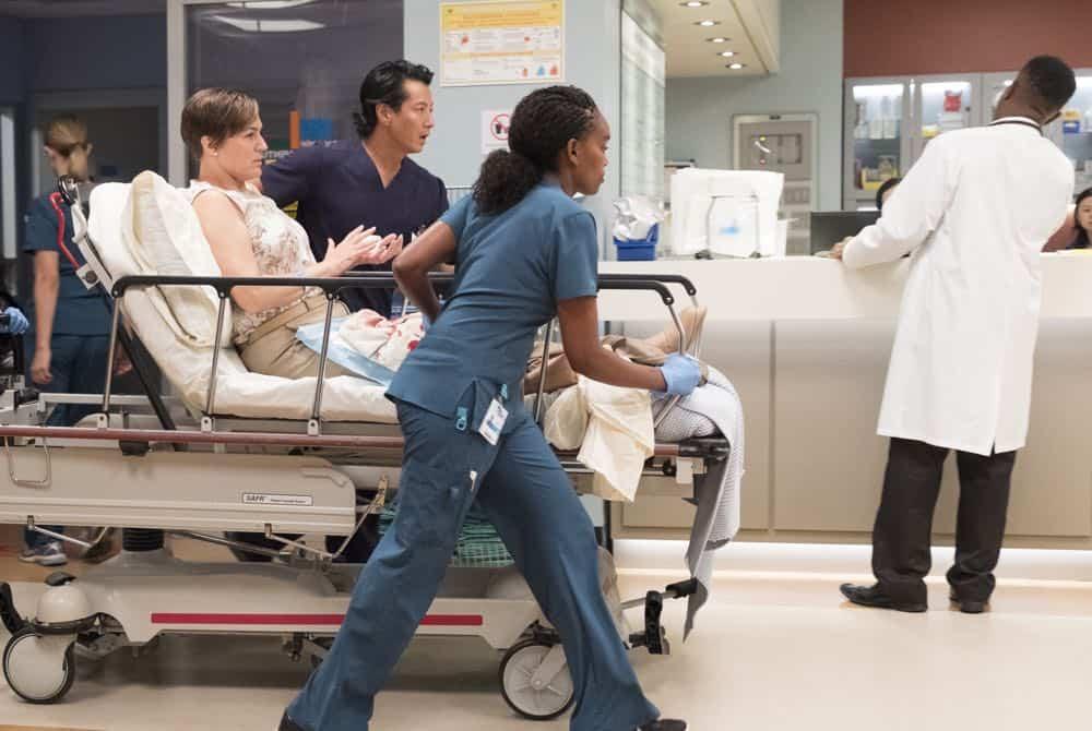 THE GOOD DOCTOR Season 2 Episode 4 Tough Titmouse 15