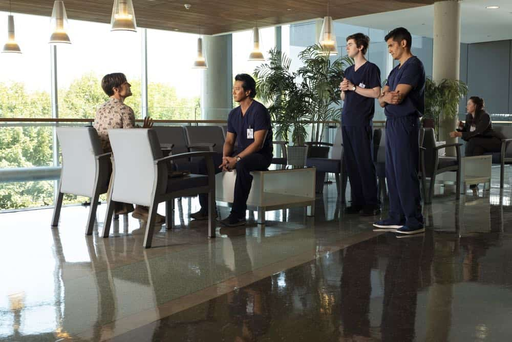 THE GOOD DOCTOR Season 2 Episode 4 Tough Titmouse 22
