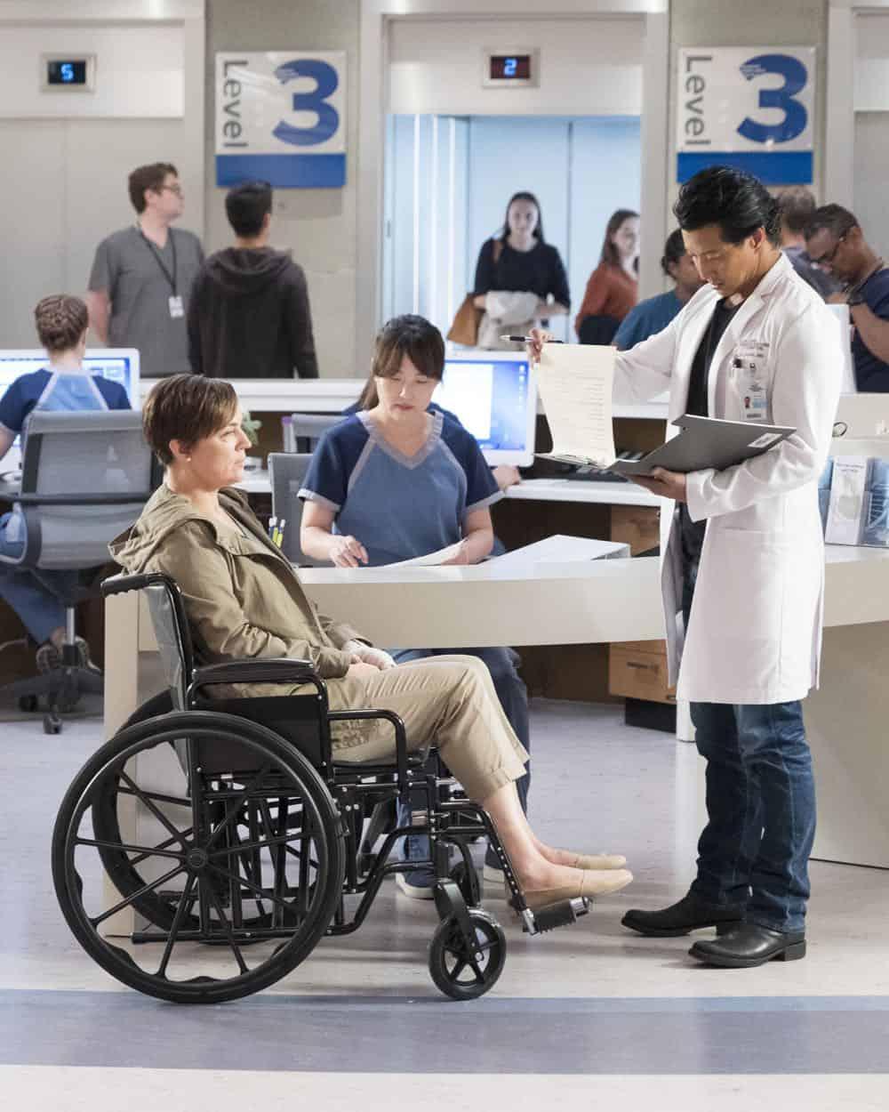 THE GOOD DOCTOR Season 2 Episode 4 Tough Titmouse 06