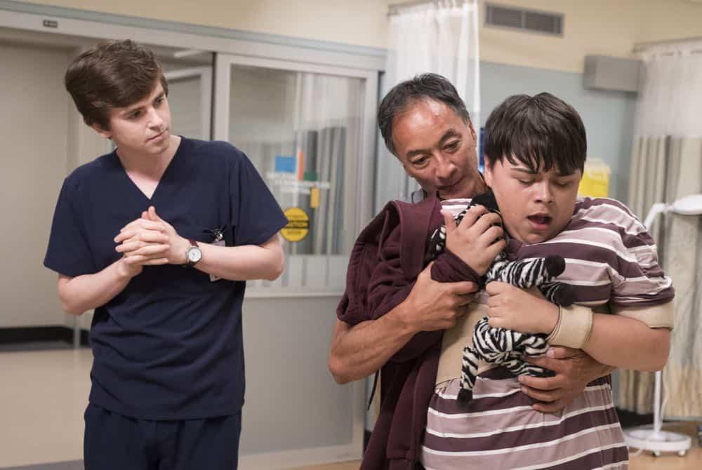 THE GOOD DOCTOR Season 2 Episode 4 Tough Titmouse 08