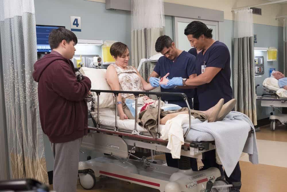 THE GOOD DOCTOR Season 2 Episode 4 Tough Titmouse 09
