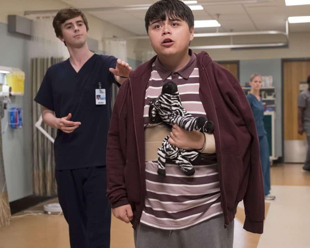 THE GOOD DOCTOR Season 2 Episode 4 Tough Titmouse 11