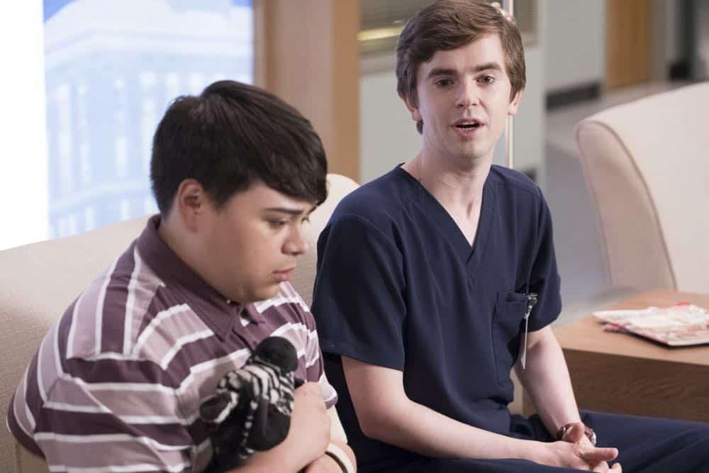 THE GOOD DOCTOR Season 2 Episode 4 Tough Titmouse 03