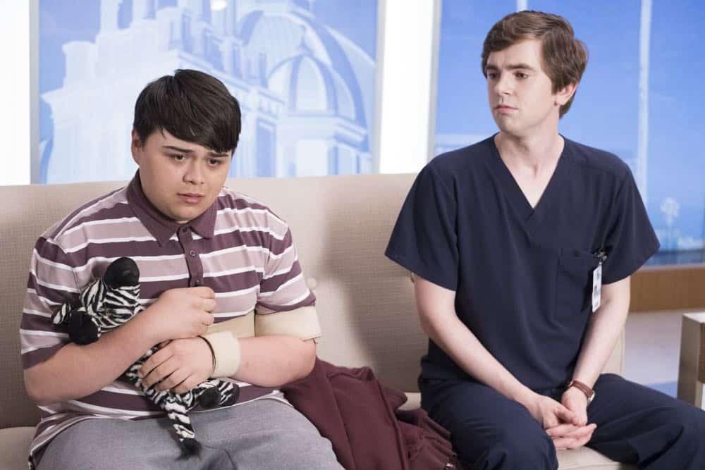 THE GOOD DOCTOR Season 2 Episode 4 Tough Titmouse 04