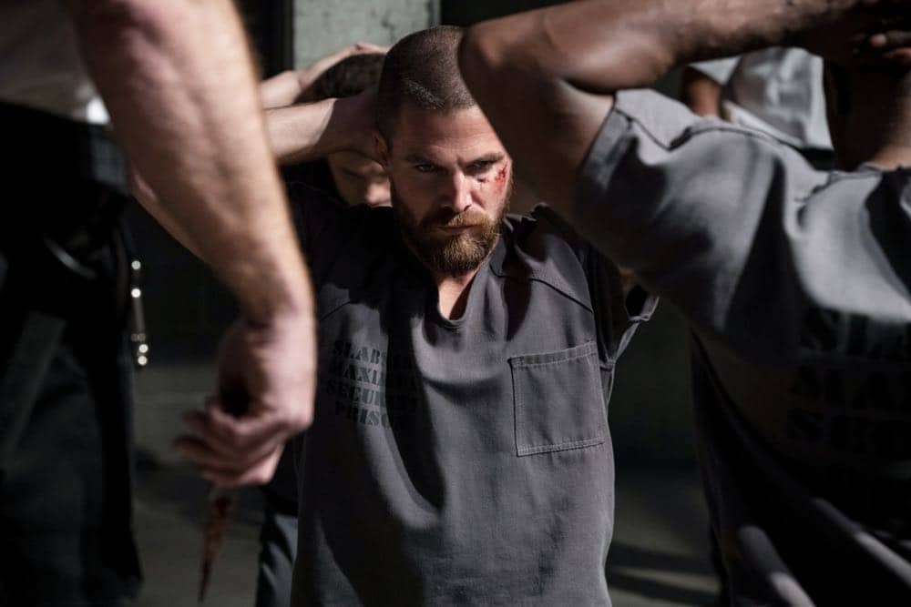 ARROW Season 7 Episode 1 Inmate 4587 12
