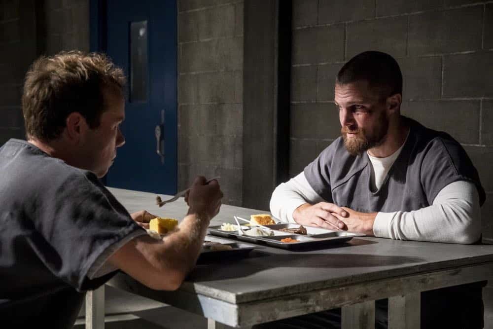 ARROW Season 7 Episode 1 Inmate 4587 13