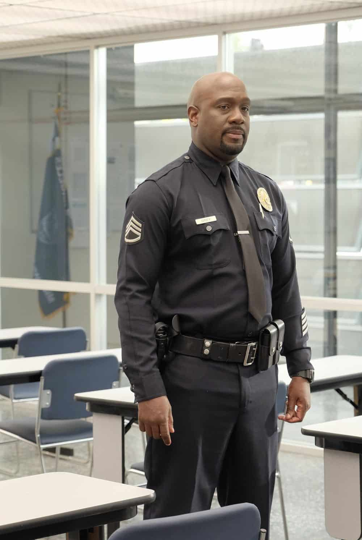 The Rookie Season 1 Episode 1 Pilot 58