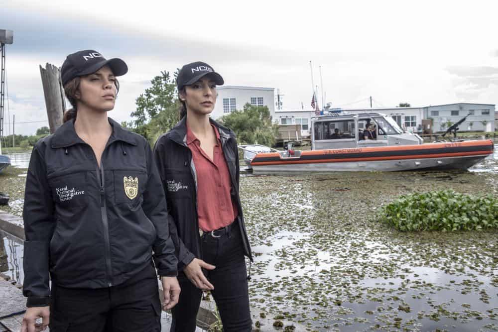 NCIS NEW ORLEANS Season 5 Episode 4 Legacy 16