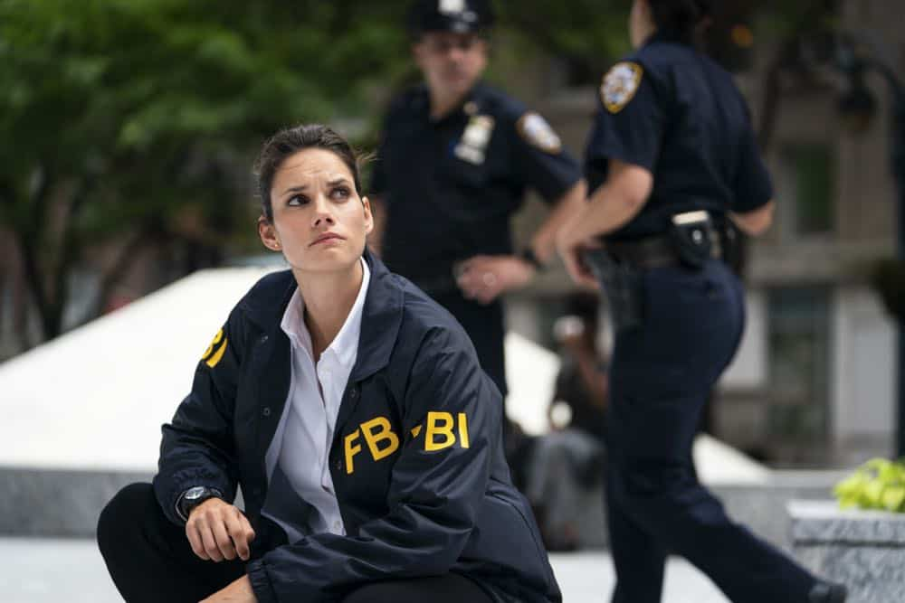 ÒCrossfireÓ Ð Special Agents Maggie Bell and OA Zidan rush to track down an active sniper with an elusive motive as the body count continues to rise, on FBI, Tuesday, Oct. 16 (9:00-10:00 PM, ET/PT) on the CBS Television Network. Pictured: Missy Peregrym Photo: Michael Parmelee/CBS ©2018 CBS Broadcasting, Inc. All Rights Reserved