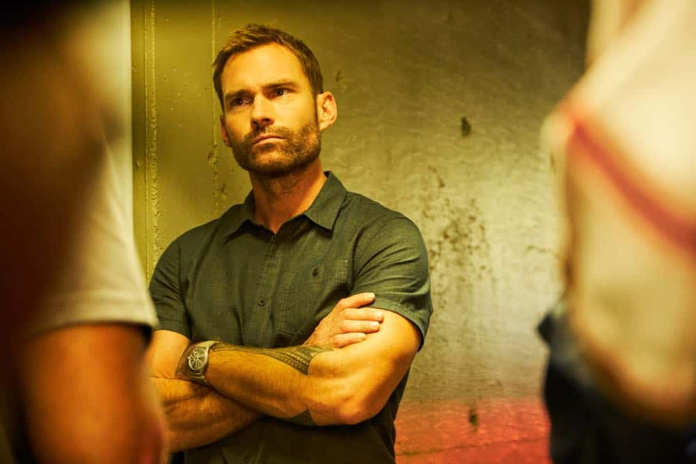 "LETHAL WEAPON: Seann William Scott in the ""Leo Getz Justice"" episode of LETHAL WEAPON airing Tuesday, Oct. 16 (9:00-10:00 PM ET/PT) on FOX. ©2018 Fox Broadcasting Co. CR: John P Fleenor/FOX"