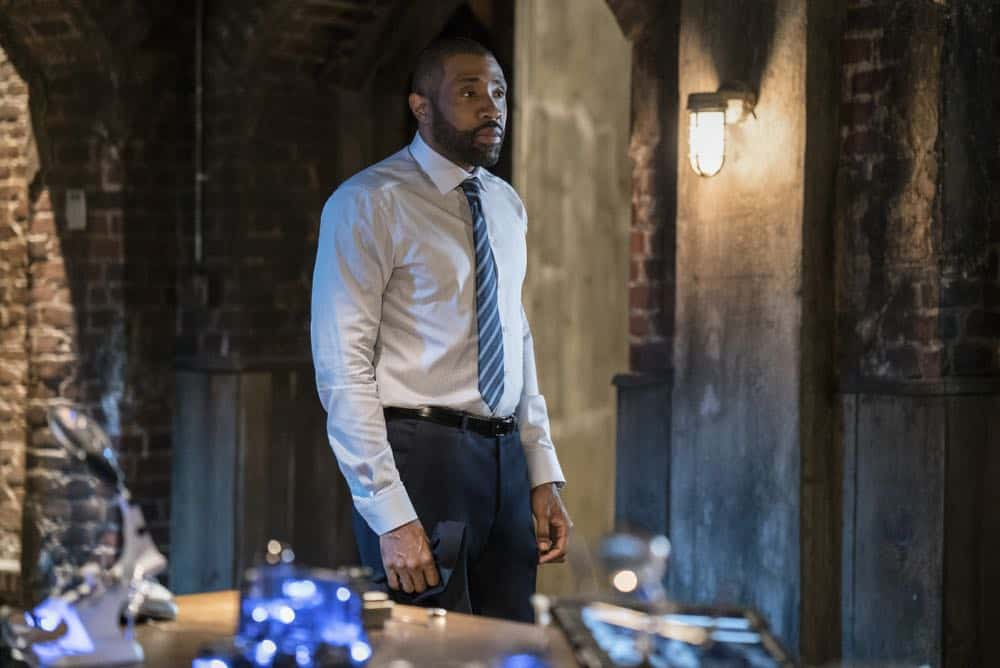 BLACK LIGHTNING Season 2 Episode 2 Photos The Book of Consequences Chapter Two Black Jesus Blues 16