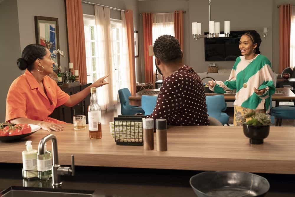 BLACK ISH Season 5 Episode 1 Gap Year 05