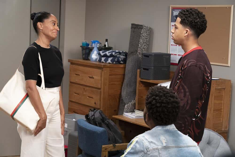 BLACK ISH Season 5 Episode 1 Gap Year 16