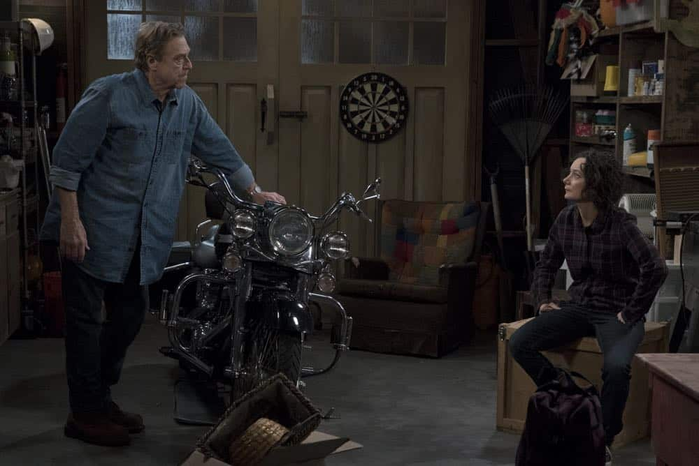 THE CONNERS Season 1 Episode 1 Keep On Truckin 05